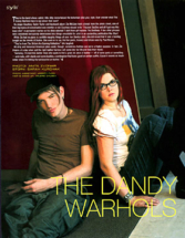 dandy warhols photos