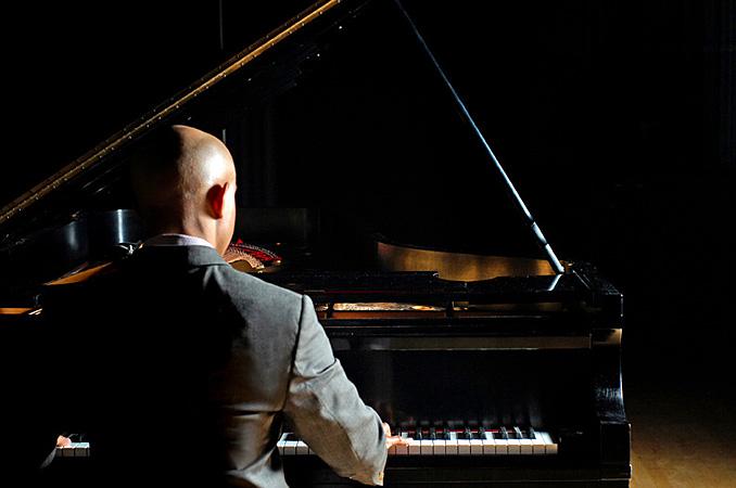 Internationally known Pianist- Stewart Goodyear