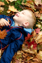 Oliver, fall advertising portraits