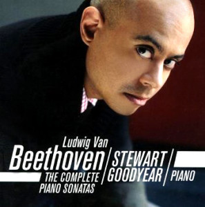 Stewart Goodyear classical composer and pianist . An amazing talent who i have photographed for his cd covers