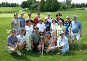 Golf Tournament, Rotary Club Toronto