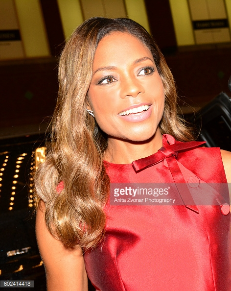 Actress Naomi Harris at the Premiere of 'Moonlight' at TIFF2016