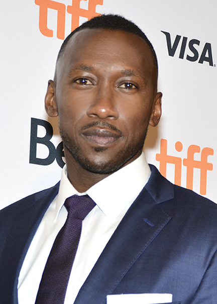 Mahershala Ali - red carpet