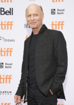 actor Ed Harris at toronto international film festival