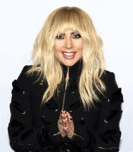 Lady Gaga smiling at TIFF17