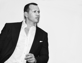 photography in toronto of baseball legend Alex Rodriguez