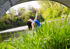 Dancer photography by toronto portrait photographer