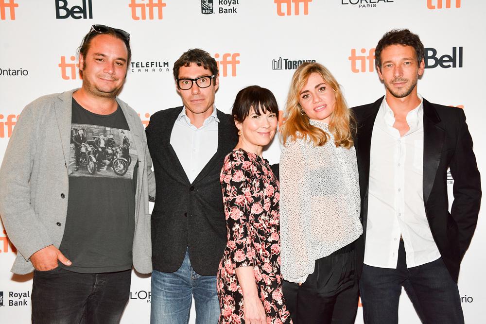 Heal the living premiere at winter garden theatre , a toronto film premiere