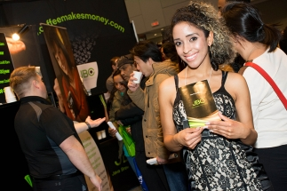 Franchise expo - event photography in toronto