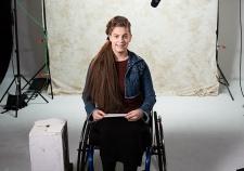 wheelchair accessible documentary